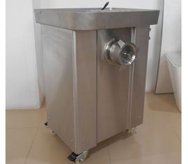 China Stainless Steel Commercial Grade Meat Grinder For Supermarkets / Restaurant distributor