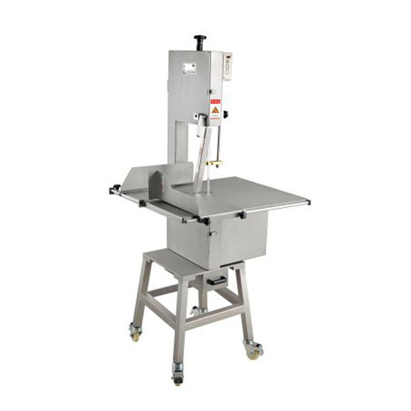 Kitchen Electric Butcher Bone Saw Stainless Steel Bandsaw For Meat Cutting