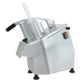 China High Efficiency Electric Vegetable Cutter / Vegetable Slicing Equipment 200-400 Kg/h distributor