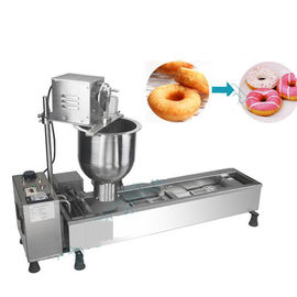 China Portable Commercial Mini Donut Machine , Industrial Donut Maker User Friendly distributor