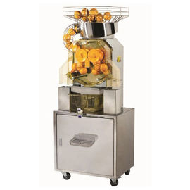 China Commercial Orange Juicer Machine , Industrial Automatic Orange Juice Maker distributor