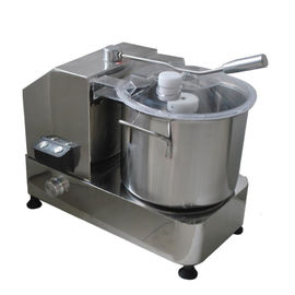 China 6L Electric Commercial Vegetable Chopper Machine For Carrot / Cabbage / Cucumber distributor