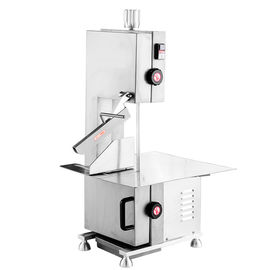 China High Speed Table Top Meat Band Saw , Food Grade Electric Butcher Saw distributor