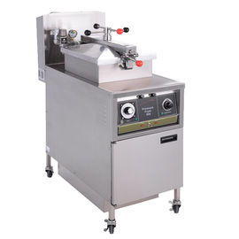 China Restaurant KFC Commercial Pressure Fryer For Chicken 24L Stainless Steel Material distributor