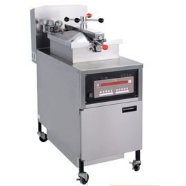 China 25L Commercial Gas Deep Chicken Pressure Fryer , Industrial Pressure Fryer distributor